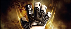 Reusch - Love your sport - goalkeeper gloves